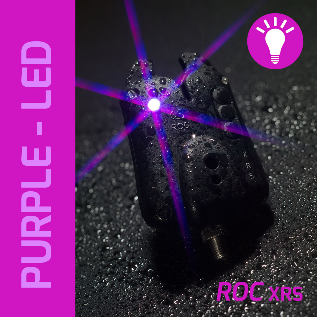 ROC XRS Puurple LED