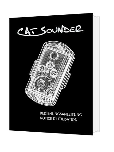 Bedienungsanleitung Catsounder