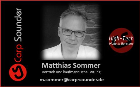Matthias Sommer CARPSOUNDER